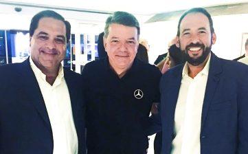 Excelsior participa de evento da Mercedes