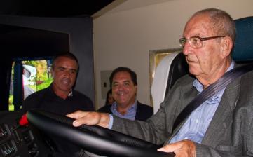 Uma homenagem ao eterno presidente Sérgio Loureiro
