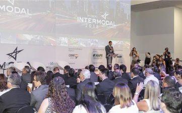 Intermodal 2018 recebe milhares de visitantes