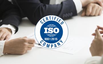 Empresa recebe auditoria de supervisão ISO 9001:2015