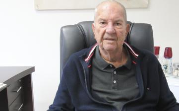 Parabéns, Presidente Sérgio Loureiro