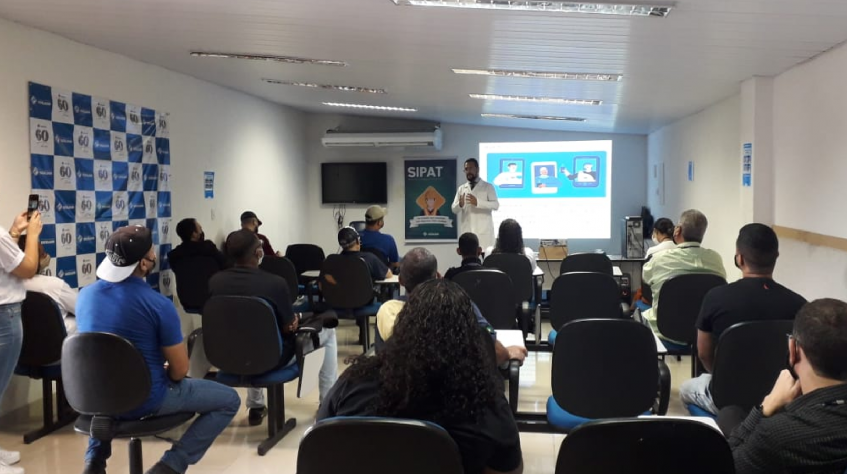 Transporte Excelsior realiza SIPAT 2020 com integração online
